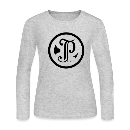 TP Logo - Women's Long Sleeve Jersey T-Shirt