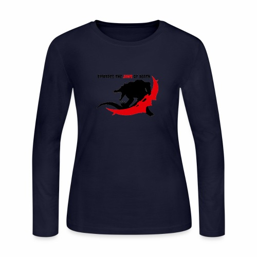 Renekton's Design - Women's Long Sleeve Jersey T-Shirt