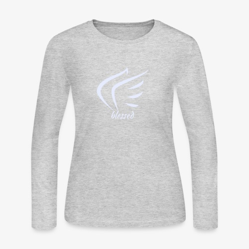BlessedbyHC - Women's Long Sleeve Jersey T-Shirt