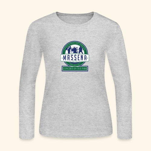 Massena CitP - Women's Long Sleeve Jersey T-Shirt