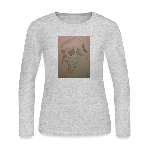 Vamper - Women's Long Sleeve Jersey T-Shirt