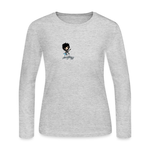 axelofabyss self portrait - Women's Long Sleeve Jersey T-Shirt