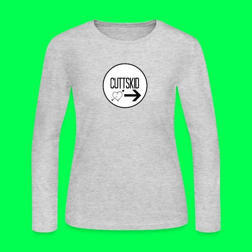 original logo - Women's Long Sleeve Jersey T-Shirt