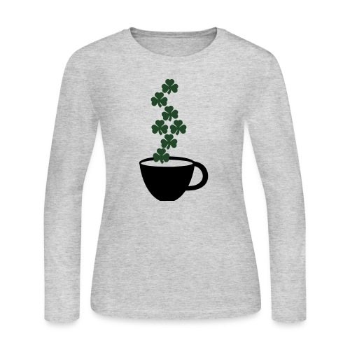 irishcoffee - Women's Long Sleeve Jersey T-Shirt