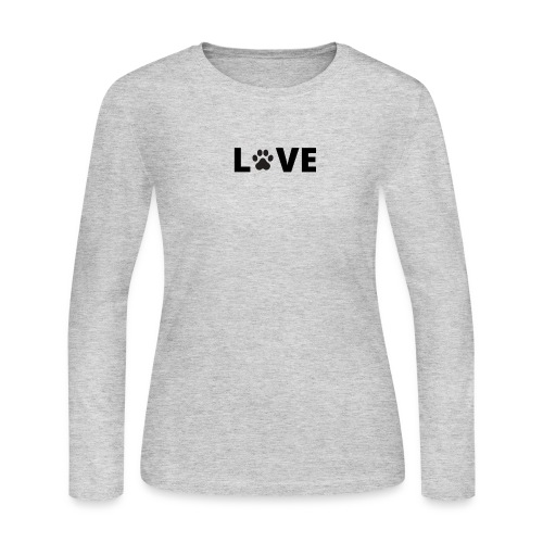 LpawVE - Women's Long Sleeve Jersey T-Shirt
