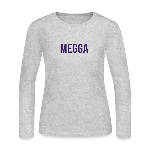 Megga - Women's Long Sleeve Jersey T-Shirt