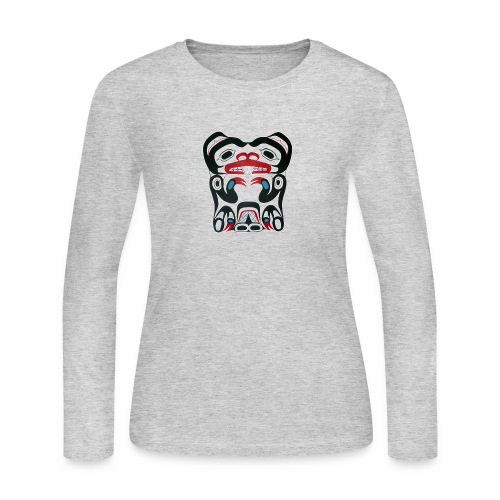 Eager Beaver - Women's Long Sleeve Jersey T-Shirt