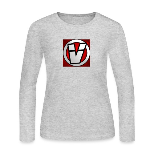 ItsVivid Merchandise - Women's Long Sleeve Jersey T-Shirt