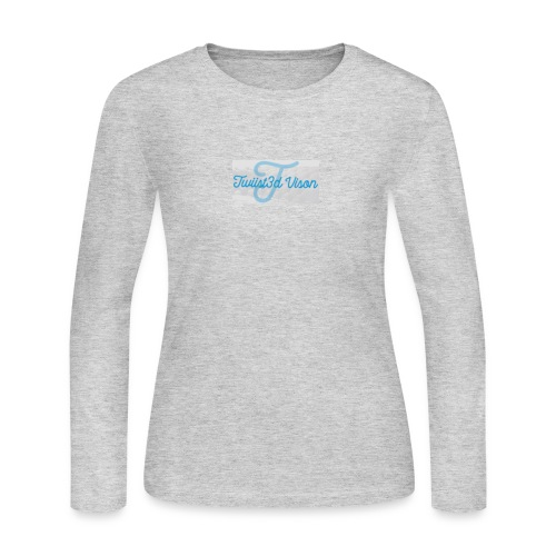 TwiiSt3D - Women's Long Sleeve Jersey T-Shirt