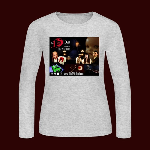The 13th Doll Cast and Puzzles - Women's Long Sleeve Jersey T-Shirt