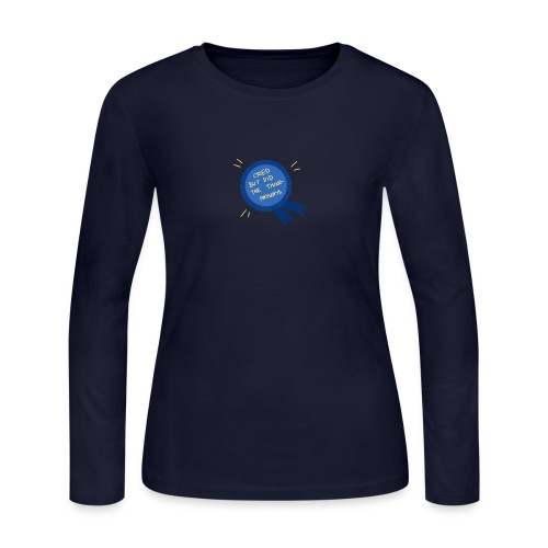 Regret - Women's Long Sleeve Jersey T-Shirt
