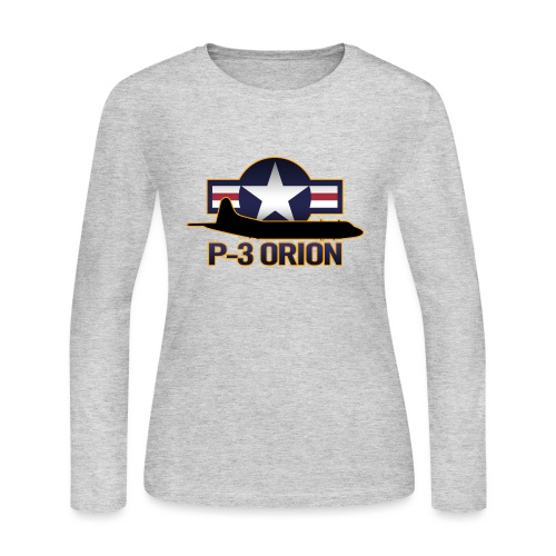 P-3 Orion - Women's Long Sleeve Jersey T-Shirt