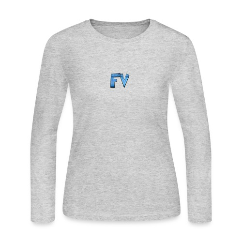 FV - Women's Long Sleeve Jersey T-Shirt