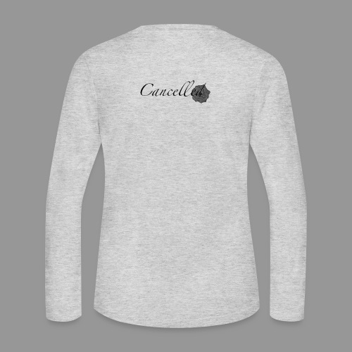 Cancelled - Women's Long Sleeve Jersey T-Shirt