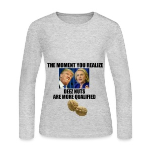 Election Year - Women's Long Sleeve Jersey T-Shirt