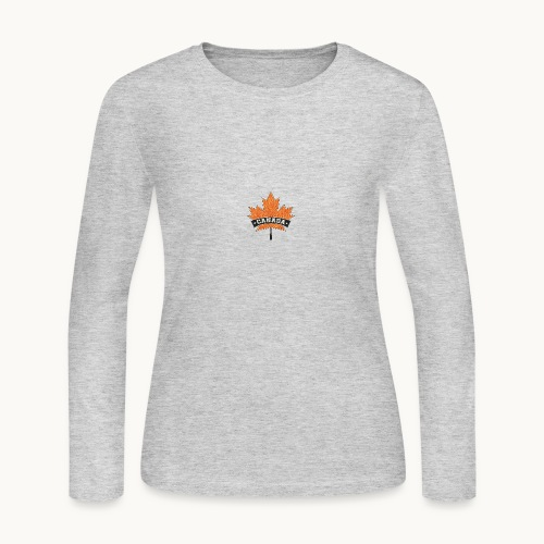 CANADA - Carolyn Sandstrom - Women's Long Sleeve Jersey T-Shirt