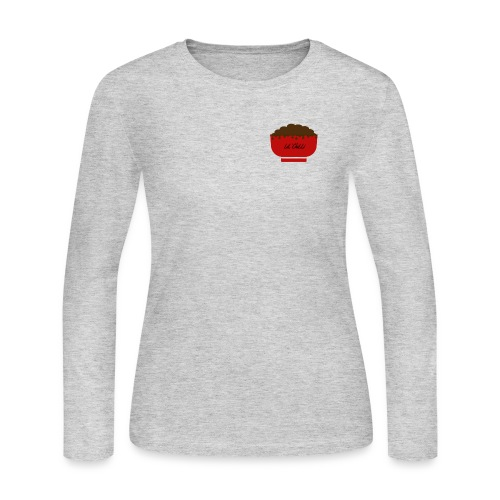 LiL' ChiLLi Merch - Women's Long Sleeve Jersey T-Shirt