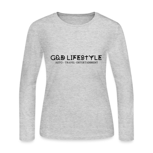 G&D LIFESTYLE - Women's Long Sleeve Jersey T-Shirt