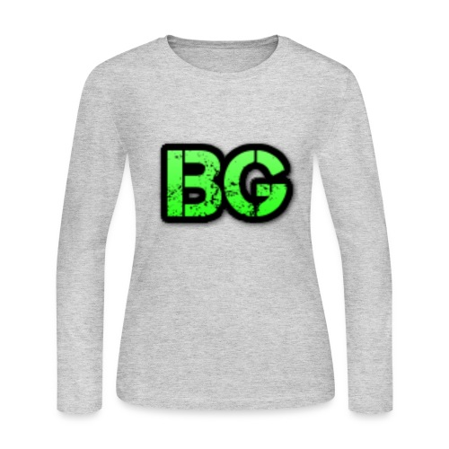 Brendan_gaming - Women's Long Sleeve Jersey T-Shirt