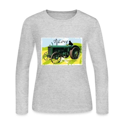 Aliis Chambers - Women's Long Sleeve Jersey T-Shirt