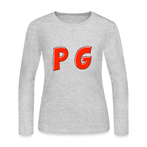 Pumpkin Gaming - Women's Long Sleeve Jersey T-Shirt