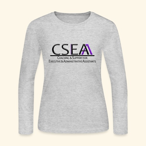 cseaa - Women's Long Sleeve Jersey T-Shirt