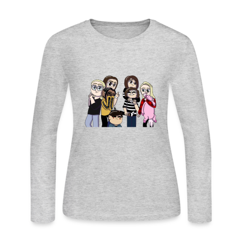 For my bros - Women's Long Sleeve Jersey T-Shirt