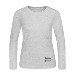 World Equality - Women's Long Sleeve Jersey T-Shirt