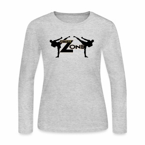 Zone MMA - Women's Long Sleeve Jersey T-Shirt