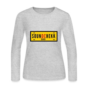 SoundChekk_BandVector - Women's Long Sleeve Jersey T-Shirt