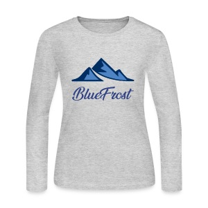 BlueFrost Merch - Women's Long Sleeve Jersey T-Shirt