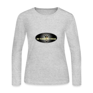 TRY TONGUE - Women's Long Sleeve Jersey T-Shirt