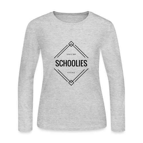 Schoolies Rye 17 swag - Women's Long Sleeve Jersey T-Shirt