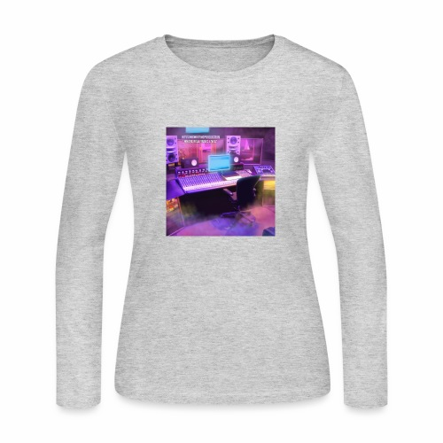 HitsSongwritingProduction - Women's Long Sleeve Jersey T-Shirt