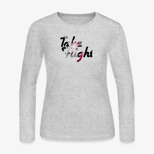 TakeFlight - Women's Long Sleeve Jersey T-Shirt