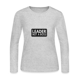 Leader - Women's Long Sleeve Jersey T-Shirt