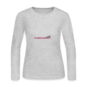 Mystery Lyrics Merchandise - Women's Long Sleeve Jersey T-Shirt