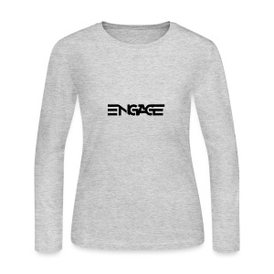 Engage-Logo-Vector - Women's Long Sleeve Jersey T-Shirt