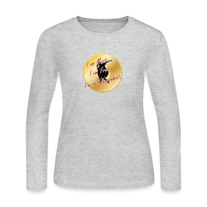 Indie Artist (Rapper/Hip Hop) - Women's Long Sleeve Jersey T-Shirt