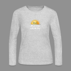 MWM Logo - Women's Long Sleeve Jersey T-Shirt