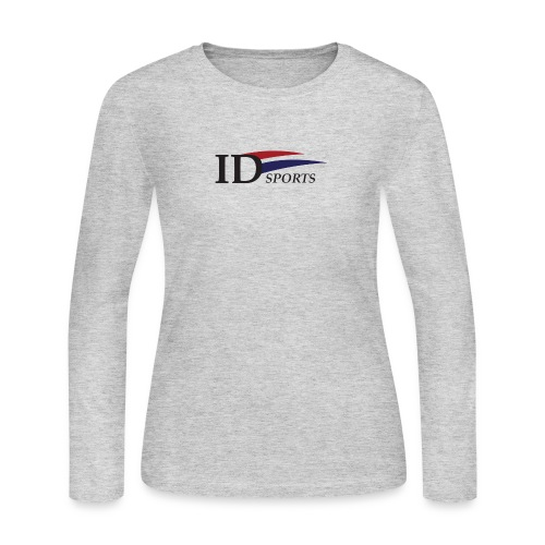 ID Sports - Women's Long Sleeve Jersey T-Shirt