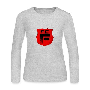 Fc Flamur - Women's Long Sleeve Jersey T-Shirt