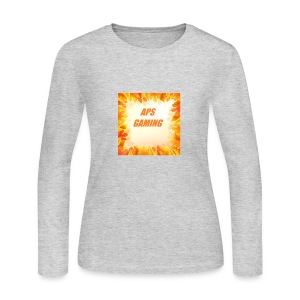 APS_Gaming - Women's Long Sleeve Jersey T-Shirt