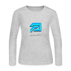 Aiiswift - Women's Long Sleeve Jersey T-Shirt