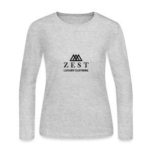Zest - Women's Long Sleeve Jersey T-Shirt