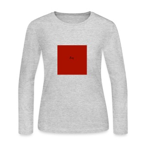 CBW Merch - Women's Long Sleeve Jersey T-Shirt