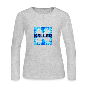 My Main Logo - Women's Long Sleeve Jersey T-Shirt