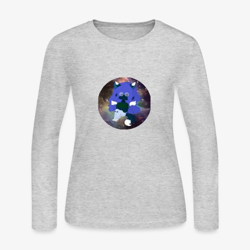 I want to get lost in space ~ popo - Women's Long Sleeve Jersey T-Shirt