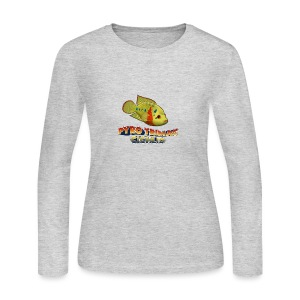 Pyro Trimac Cichlid Apparel - Women's Long Sleeve Jersey T-Shirt
