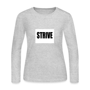 strive - Women's Long Sleeve Jersey T-Shirt